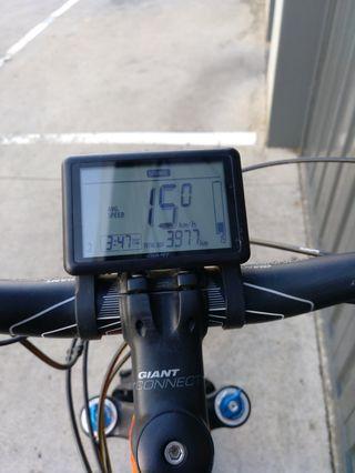 Bici electrica Giant Full-e+