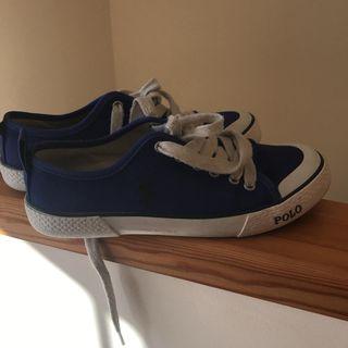 Zapatillas Ralph Lauren talla 35