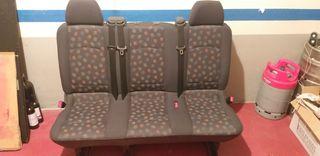 tercera fila de asientos vito