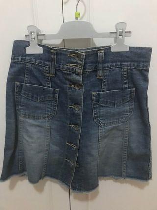 762773e14 Falda Pepe Jeans de segunda mano en Sevilla en WALLAPOP