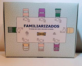 Juego de mesa Familiarizados de Ikea