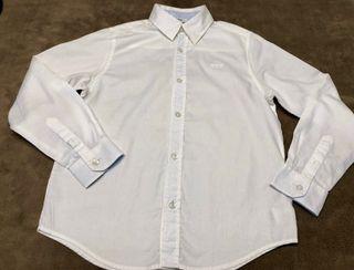 Camisa blanca niño Hugo Boss talla 10 años