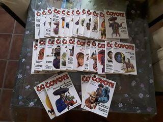 libros El Coyote