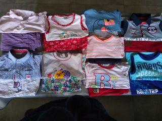 lote ropa niño talla 24 meses-2 años verano
