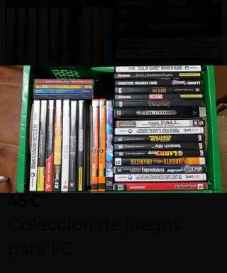 juegos pc ordenador