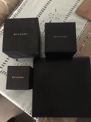 Cajas Bulgari