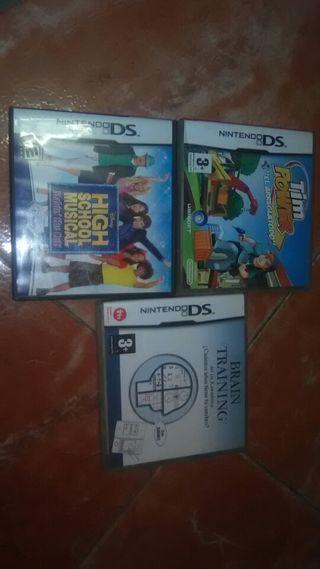 juegos de xbox y nintendo ds