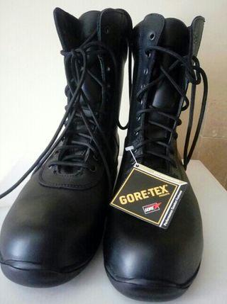 Botas militares piel GORE-TEX INSIGNIA