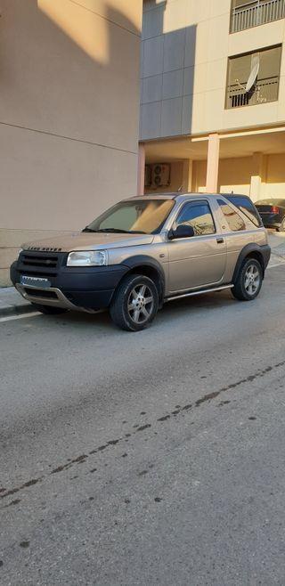 Land Rover Freelander 2003 2.0 140cv