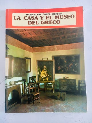 Libro La casa y el museo del Greco