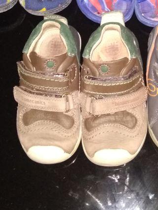 zapatos biomecanics de piel talla 22