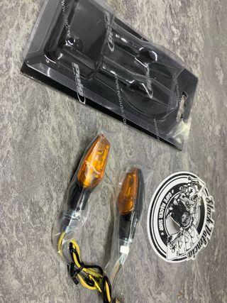 Intermitentes de bombilla moto homologados puig