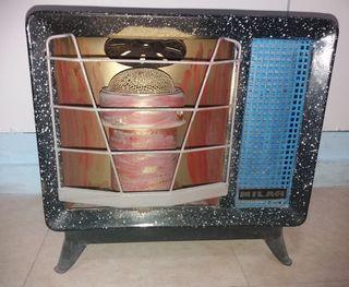 estufa milar vintage