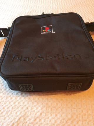 Playstation bolsa transporte