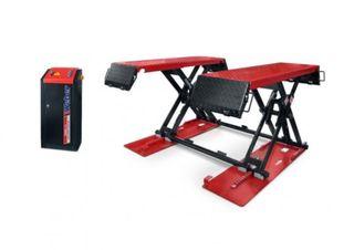 Elevador de tijera 3000 kg con kit Movil