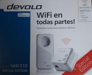 Wifi. Repetidor de señal