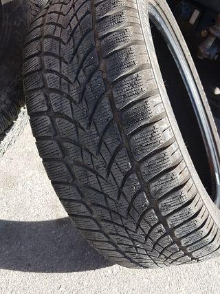 neumáticos de contacto