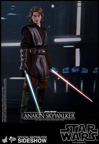 Anakin skywalker hot toys figura star wars