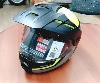 Casco moto Schuberth E1