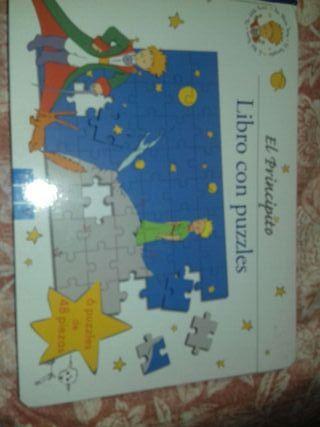 libro puzzle El Principito