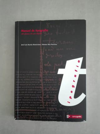 manual de tipografía del plomo a la era digital