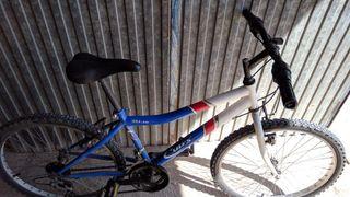 Bicicleta infantil 24 pulgadas.