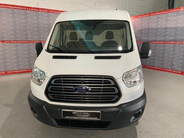 Ford Transit LH2