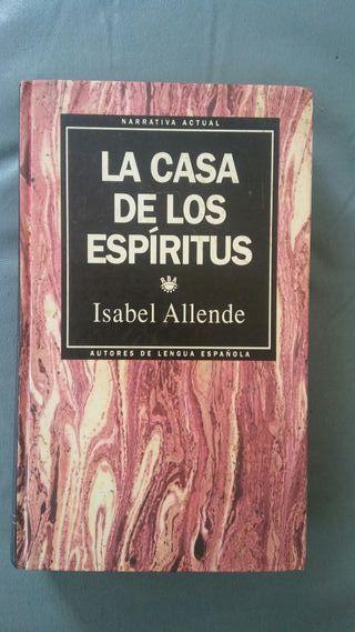 La casa de los espiritus. Libro