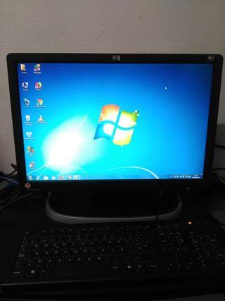 Hp compaq DC7800p ultra-slim + pantalla