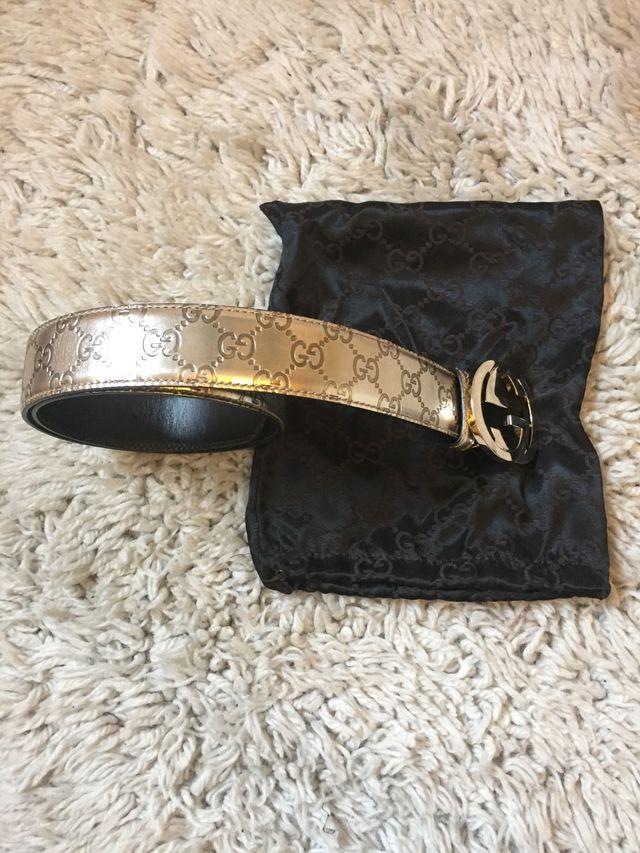 Cinturones Gucci