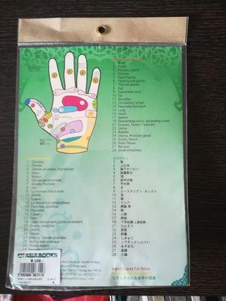 Masajeador manos Thai