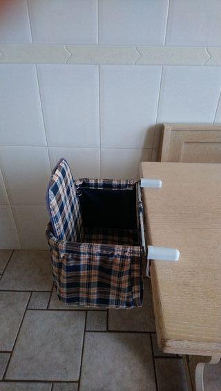 silla para comer de bebes