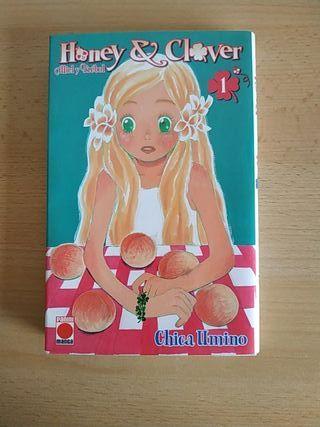 Honey & Clover - Chica Umino Tomo 1