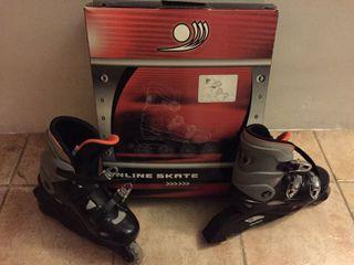 patines inline Skates ajustables desde talla 38 42
