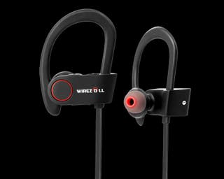 Auriculares Bluetooth Wirezoll Sports 200