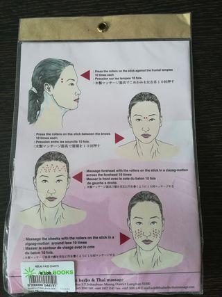 Masajeador facial Thai