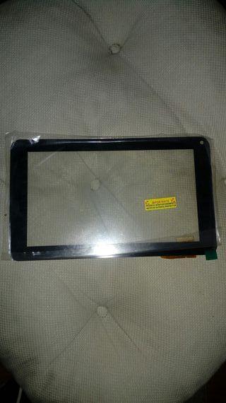 Pantalla de tablet