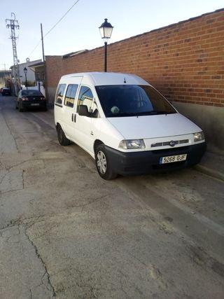 Fiat Scudo 2002