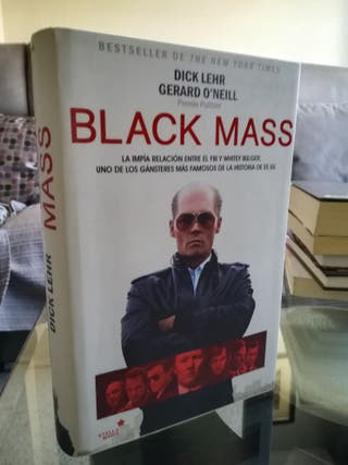 Black Mass - Novela de la película