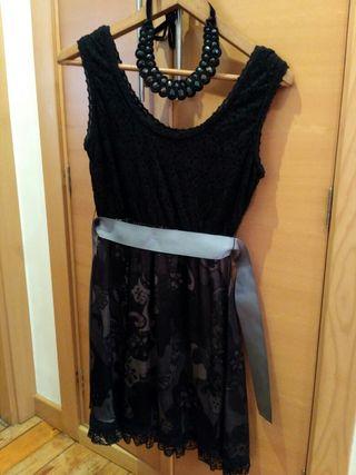 e4f5ad8390 Vestido de fiesta talla M de segunda mano en Durango en WALLAPOP