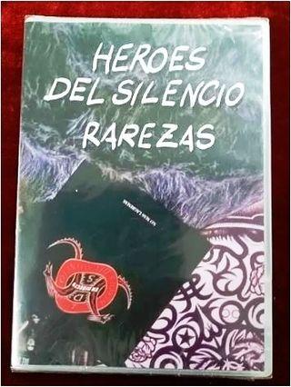 HÉROES DEL SILENCIO - DVD RAREZAS