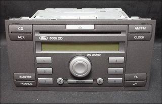 Radio coche Ford Focus