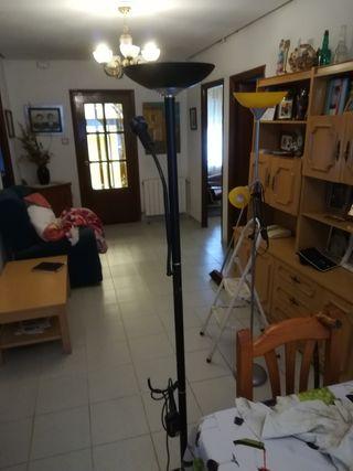 lampara de pie