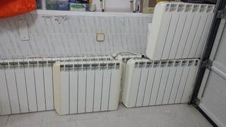 Calefaccion electrica Fahro