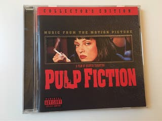 OST/BSO Pulp Fiction Collector's Edition