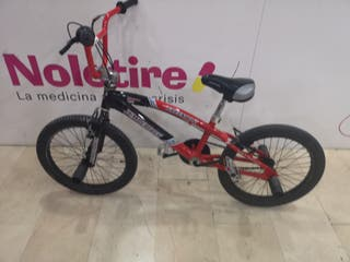 BICICLETA BMX JUMPER FREESTYLE