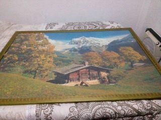 cuadro de puzzle 5000 piezas envío a toda España