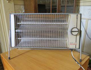 Estufa de tipo radiador de calor