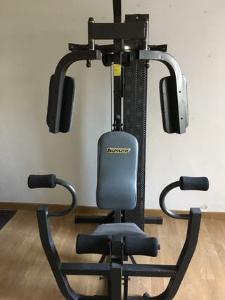 Maquina de pesas Turner
