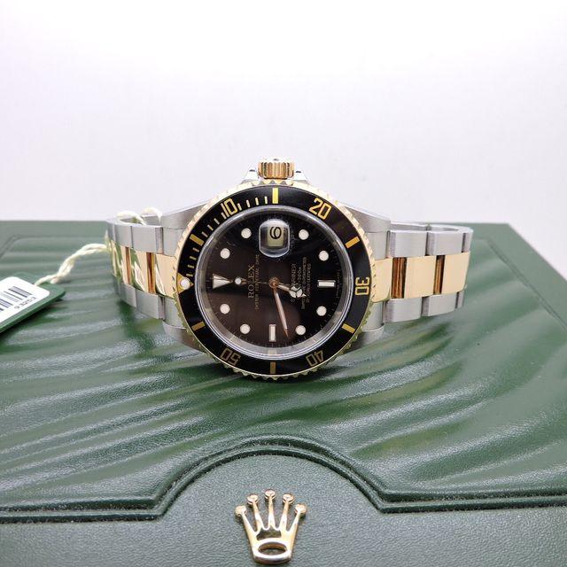 02d4833094da Rolex Submariner Date Acero y Oro de segunda mano por 8.900 € en ...